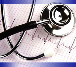 visita con elettrocardiogramma