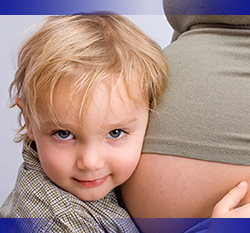 assistenza alla donna durante la gravidanza